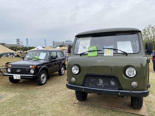 画像: キャンプ好き注目の個性派車両