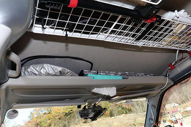 画像4: 大容量の収納スペースを確保する、こだわりのDIYを見よ!