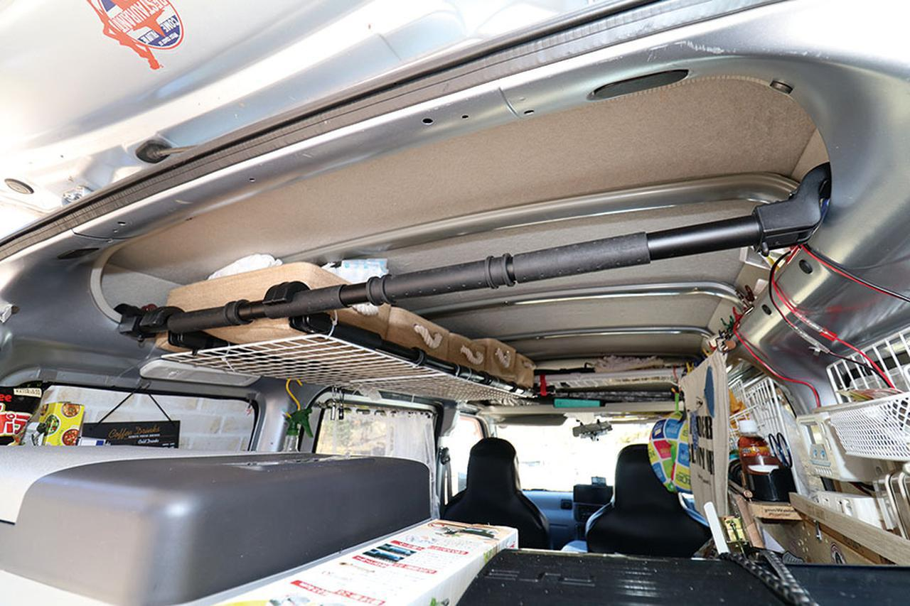 画像2: 大容量の収納スペースを確保する、こだわりのDIYを見よ!