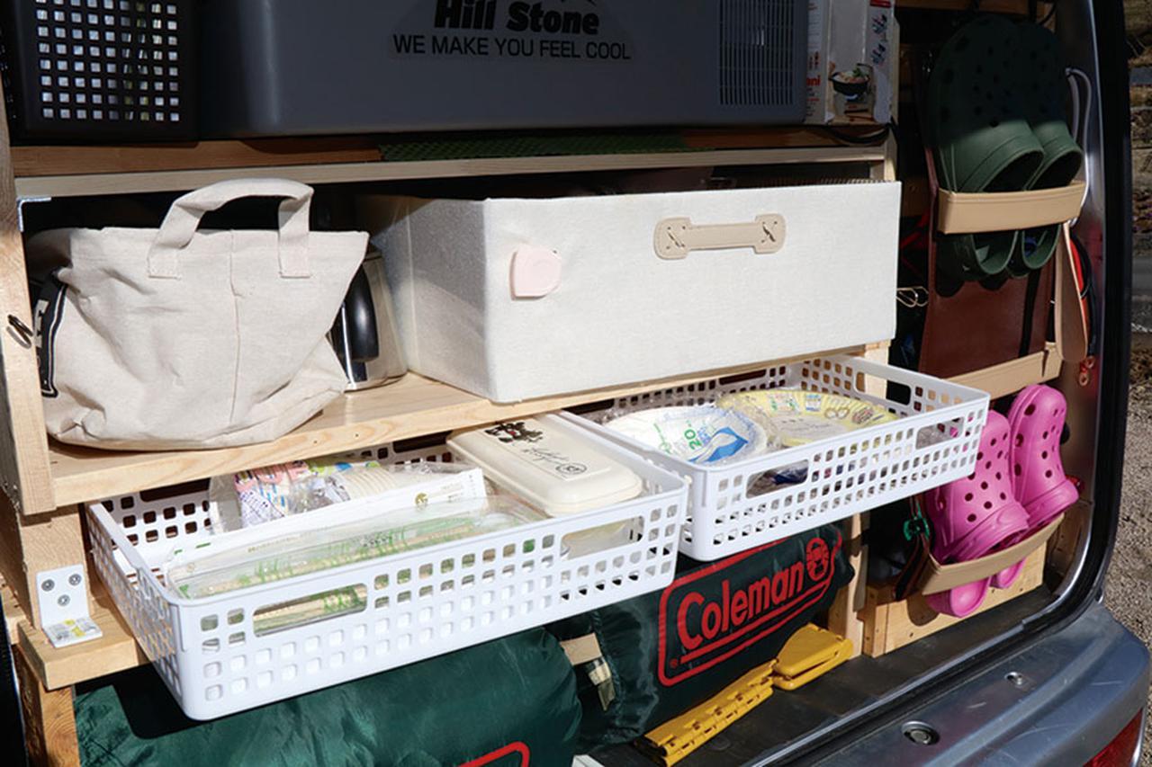 画像7: 大容量の収納スペースを確保する、こだわりのDIYを見よ!