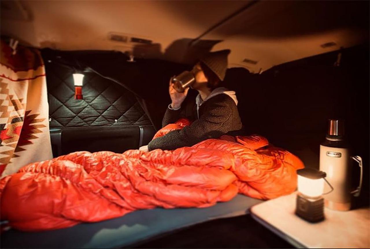 画像: 冬の車中泊グッズ、神ユニット 3! その組み合わせで、寒さ知らずの車中泊を楽しもう! - アウトドア情報メディア「SOTOBIRA」