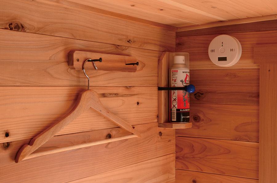 画像3: 収納スペースと安全を確保