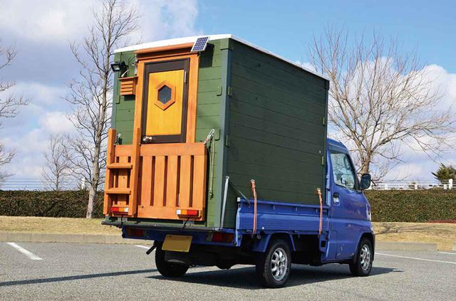 画像1: 愛車:三菱 ミニキャブ トラック