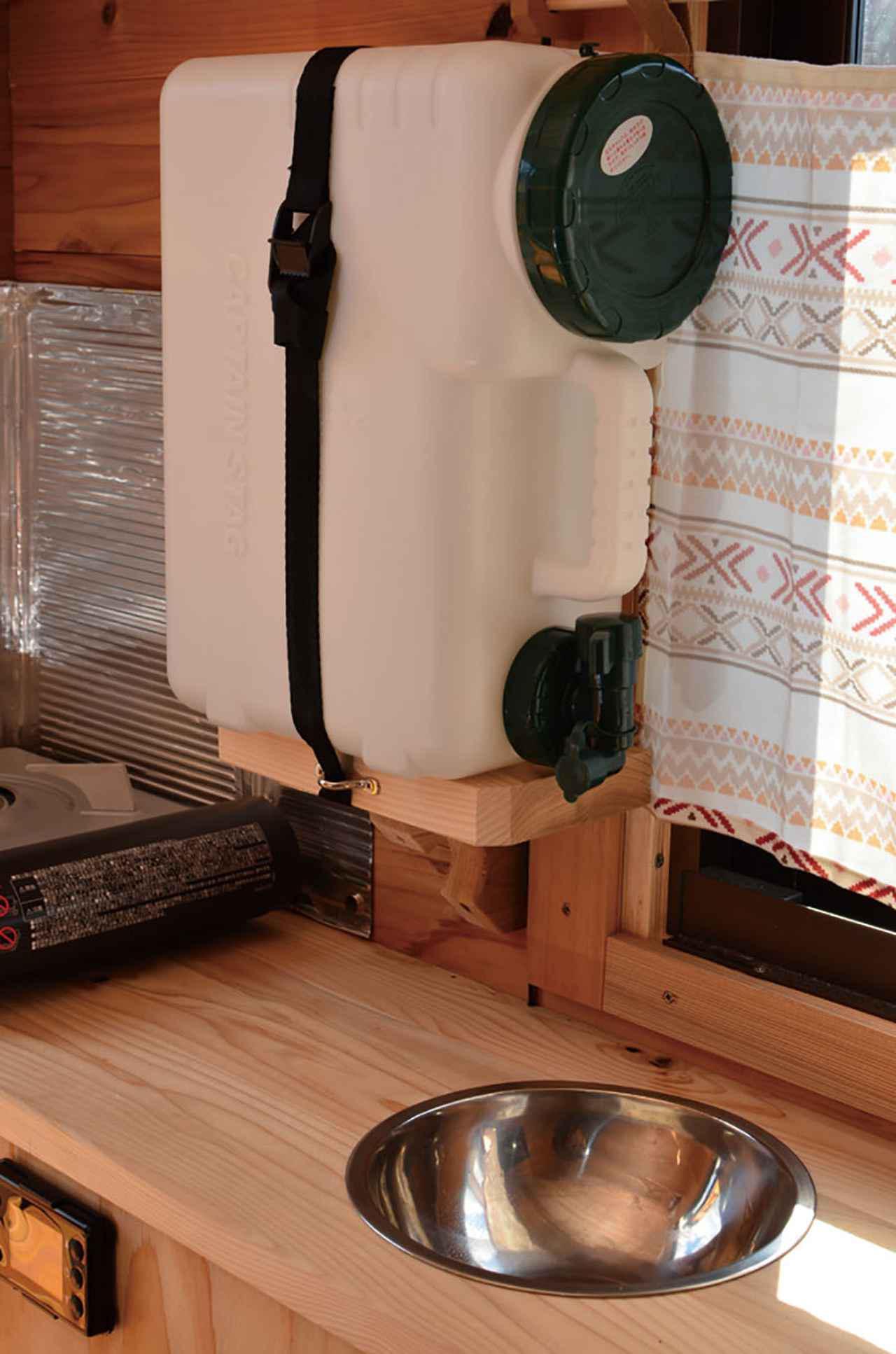 画像2: アイデア満載のキッチン