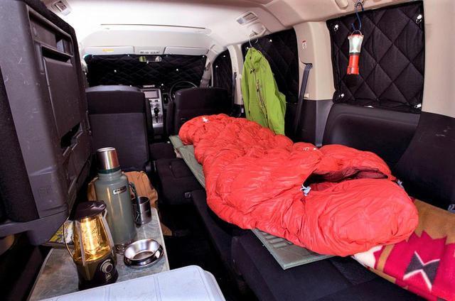 画像: 冬でもあったか車中泊! 車の防寒と体の保温対策が超重要! - アウトドア情報メディア「SOTOBIRA」