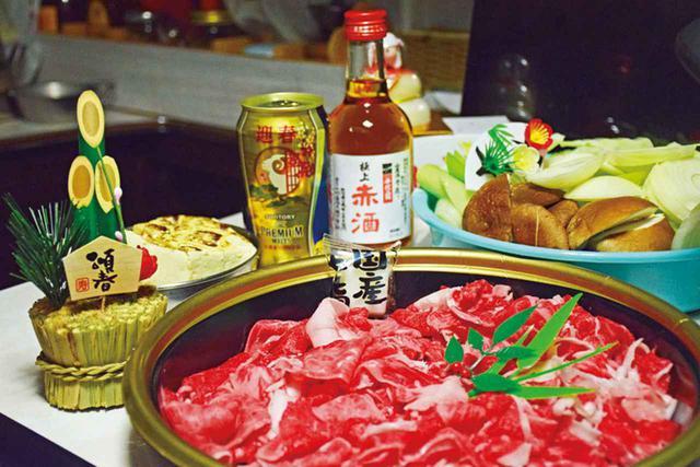 画像: 赤酒は熊本県で親しまれているお屠蘇。加藤清正が大阪の豊臣家に、熊本の名産として献上したという記録もある。