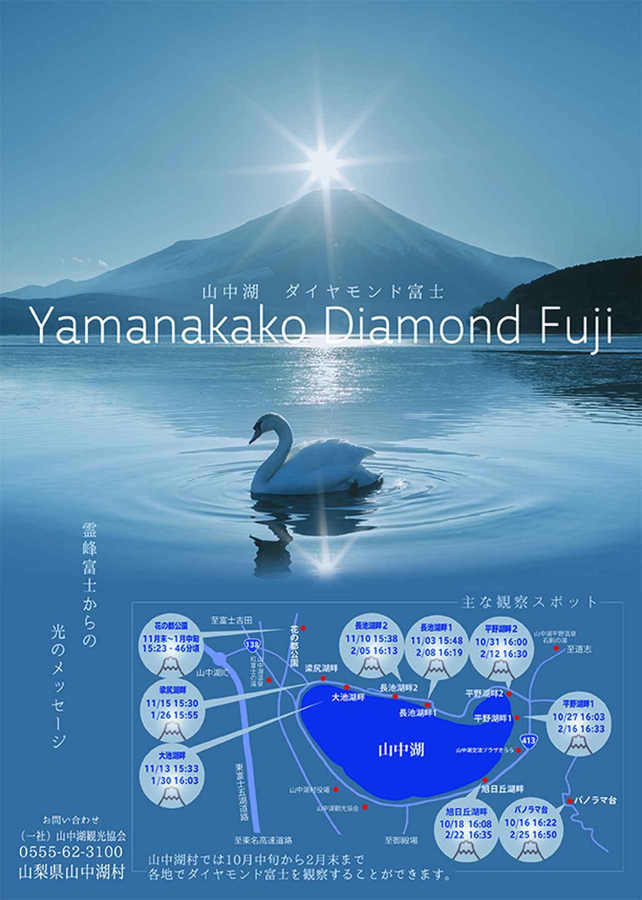 画像: ダイヤモンド富士ウィークス