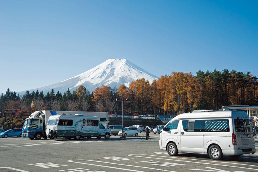画像1: 冬の車中泊旅 楽しみ方ガイド! テーマ別楽しみ方とおすすめスポット