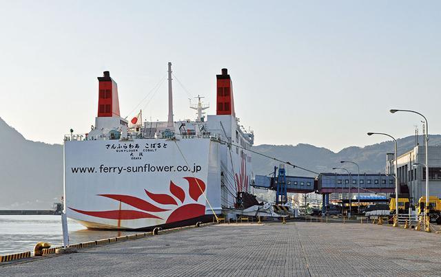 画像: 大阪・神戸から、別府・大分と鹿児島県の志布志に航路をもつ、フェリーさんふらわ。行きと帰りの航路が違っても、割引が効く周遊サービスがある。