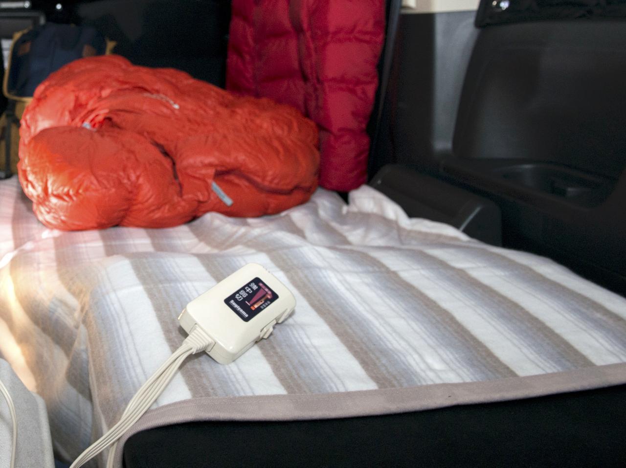 画像: 電気毛布