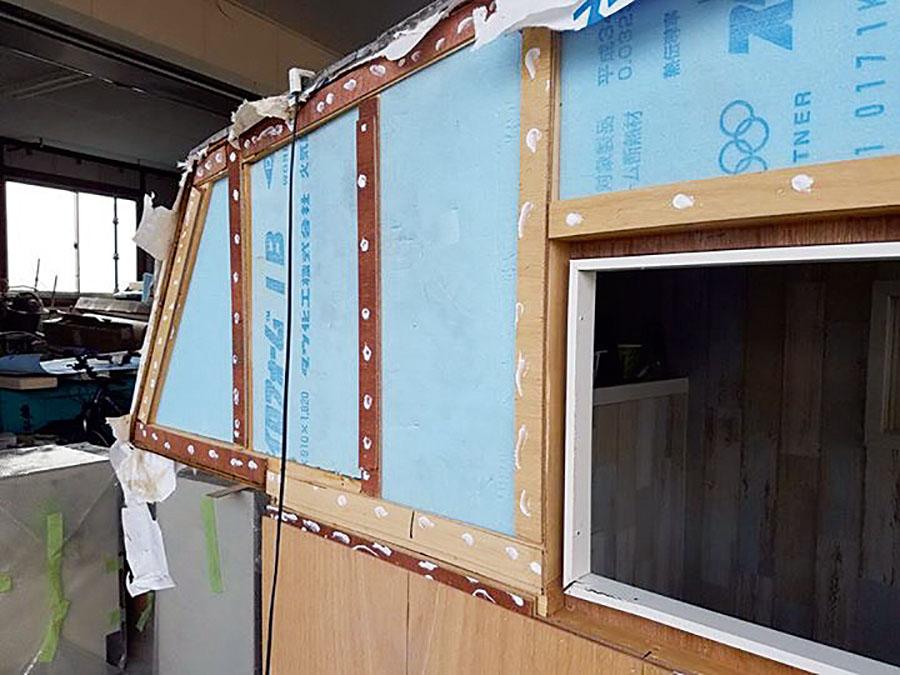 画像1: 寒さ、暑さ対策も完璧! 設置・取り外しはフォークリフトでお手軽!