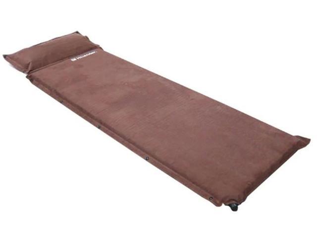 画像: ハイランダー/スエードインフレーターマット(枕付きタイプ)9.0㎝