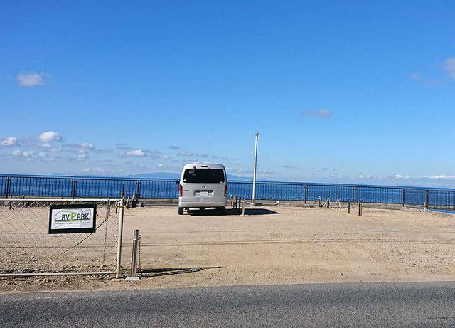 画像1: 海が目の前! 絶景を楽しめるRVパーク