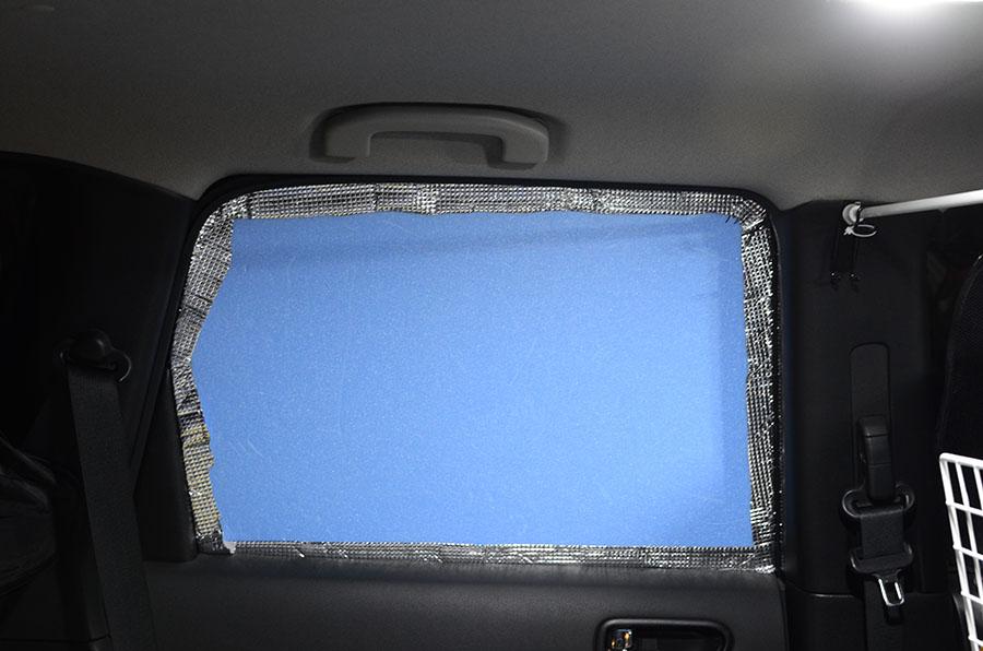 画像3: 銀マットを使って冷気をシャットアウト!