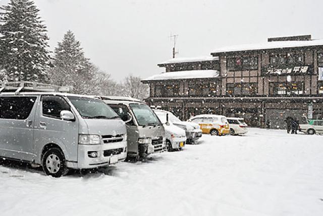 画像: 晩秋から真冬、車中泊の注意点まとめ 冷え込み・凍結・積雪の対処法 - アウトドア情報メディア「SOTOBIRA」