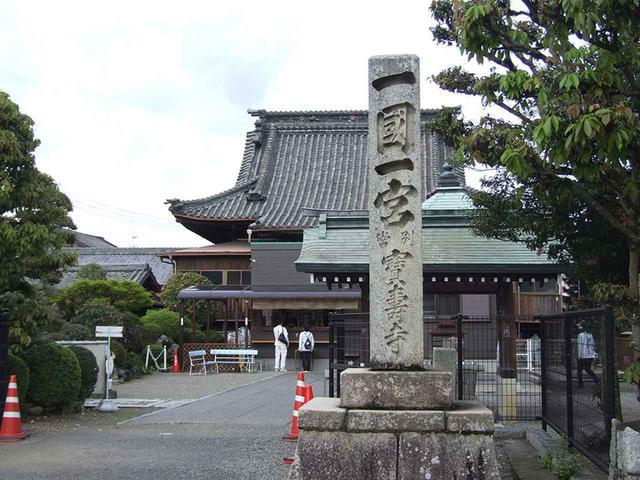 画像: 62番札所 宝寿寺。
