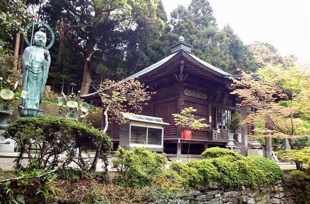 画像: 65番札所 三角寺。写真/Dokudami