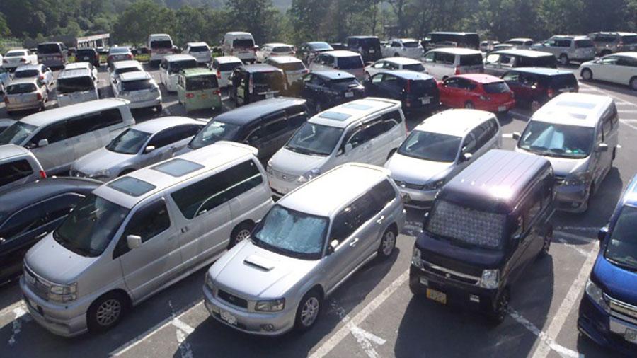 画像: 5 一般駐車場