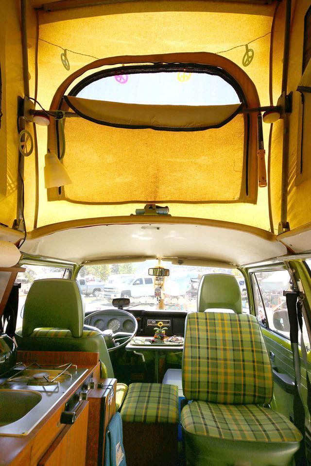 画像7: みんなの憧れ! VWタイプ2バスもエントリー!