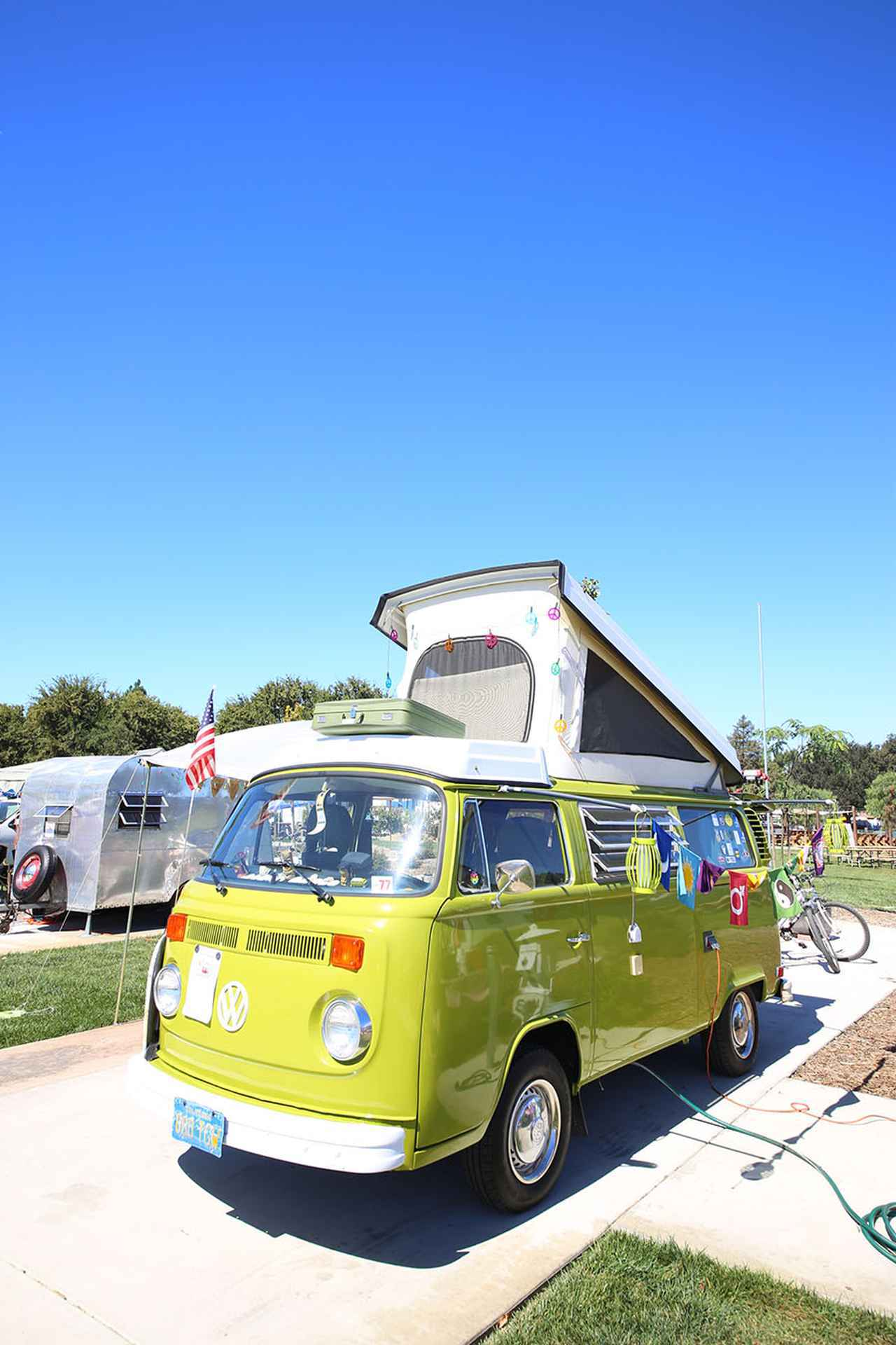 画像5: みんなの憧れ! VWタイプ2バスもエントリー!
