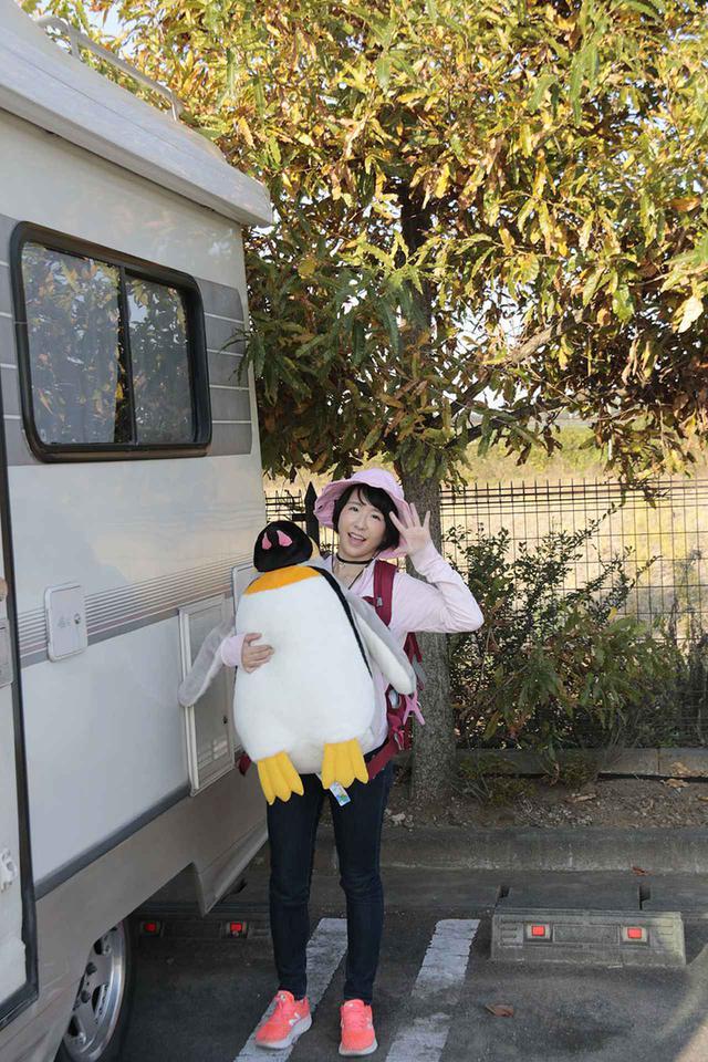 画像: 年間300日キャンピングカーで旅して暮らす車中泊女子!