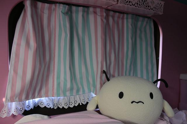 画像4: バンクベッドをCheck! 天使の羽と羽毛布団で心も体も軽く温かく!