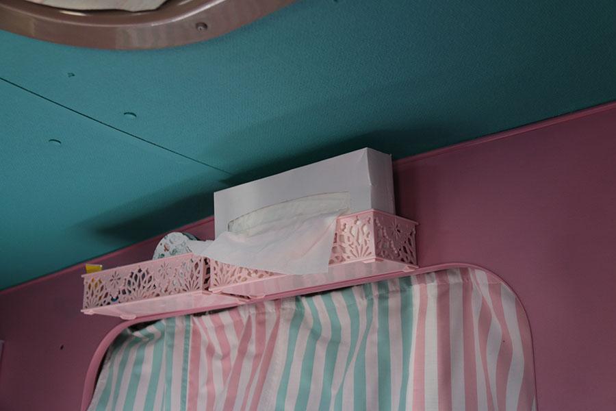 画像5: バンクベッドをCheck! 天使の羽と羽毛布団で心も体も軽く温かく!