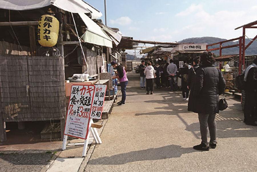 画像3: 兵庫グルメ4 播磨の牡蠣