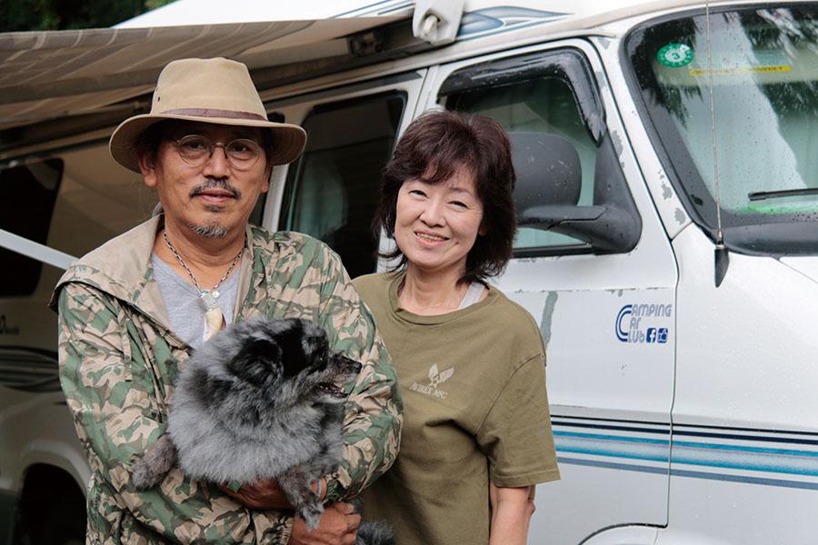 画像2: 北海道・標茶町で育んだ冬のキャンピングカーライフ