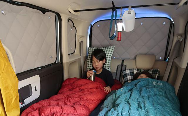 画像: 【車中泊避難の基本】事前準備編① 自家用車の「就寝人数」を把握しておく - アウトドア情報メディア「SOTOBIRA」