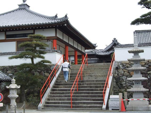 画像: 78番札所 郷照寺。