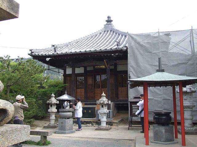 画像: 79番札所 天皇寺。