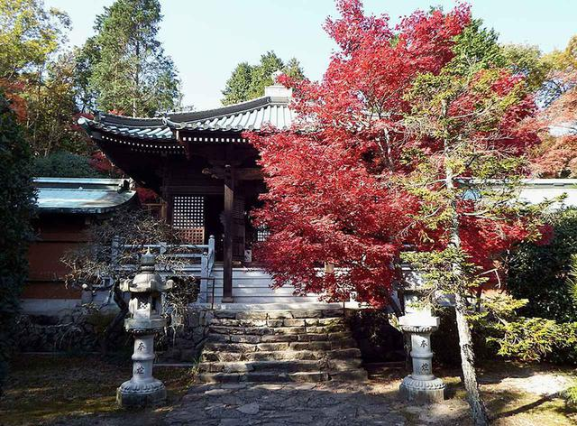 画像: 82番札所 根香寺。