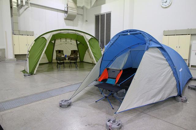 画像1: 単独でも組み合わせてもよしのドームテント&シェルター/モンベル