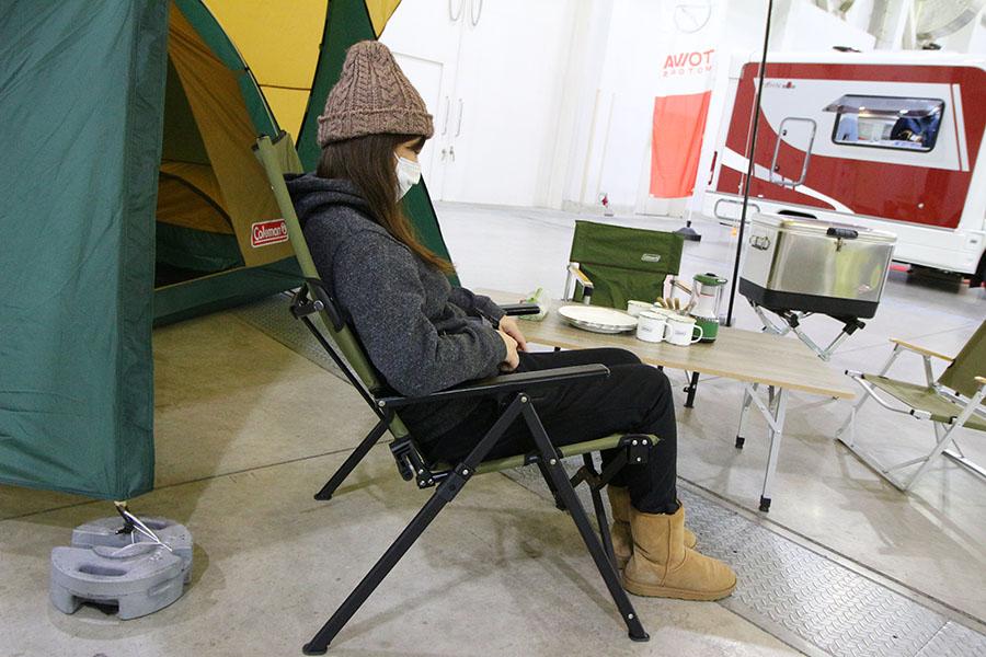 画像4: ドームテントの建てやすさにタープをプラス/コールマン