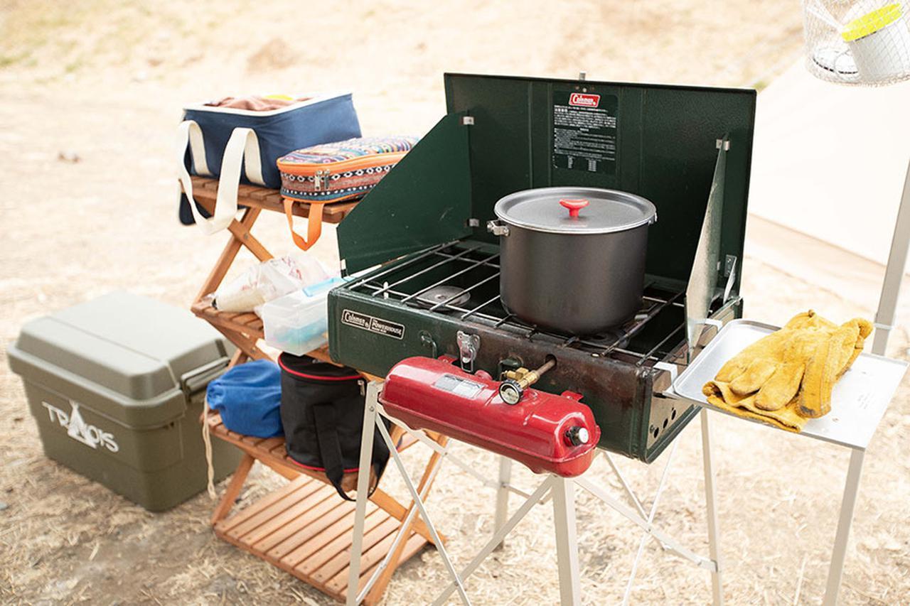 画像2: カーサイドオーニングはキッチンに