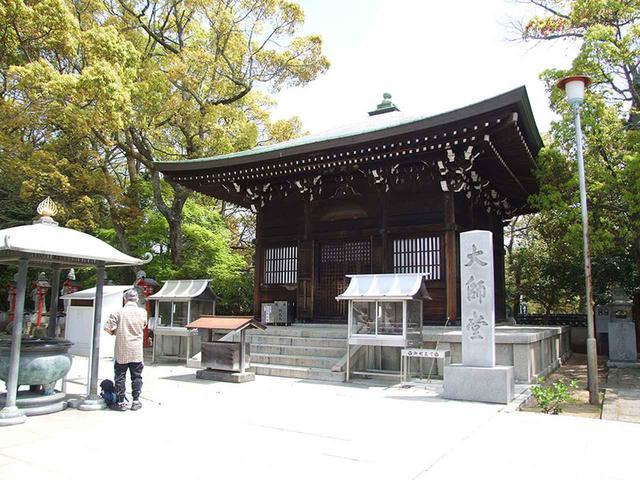 画像: 84番札所 屋島寺。