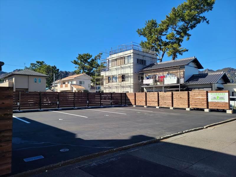 画像: RVパーク用宗~Mochimune~(静岡県) 車中泊はRVパーク 日本RV協会(JRVA)認定車中泊施設