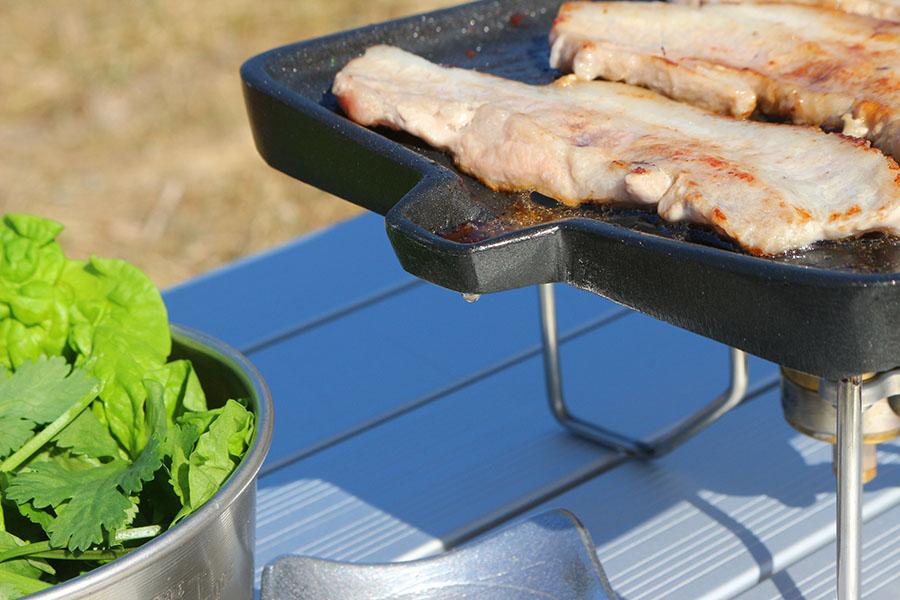 画像6: 肉から出た脂を再利用する新発想の「グリルプレートぽたり」
