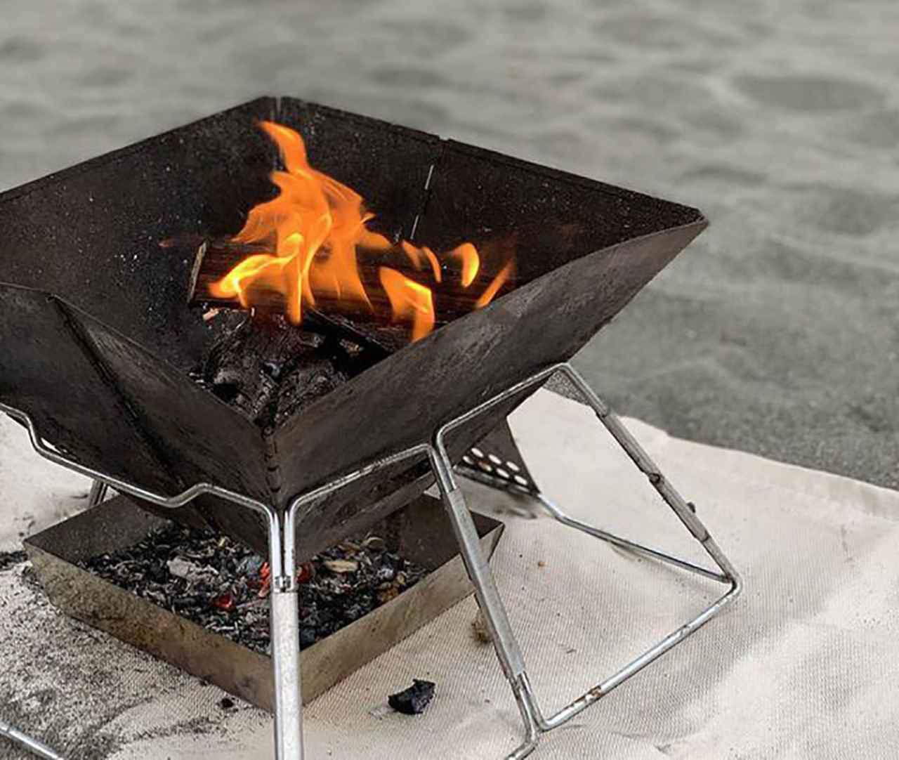画像3: 焚き火に必要な道具