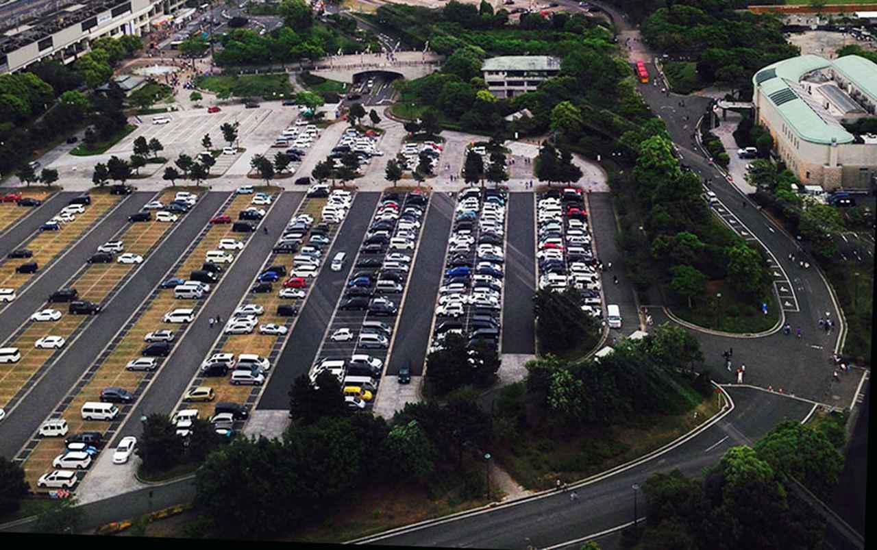画像2: チェックポイント① その場所が車中泊可能かどうか