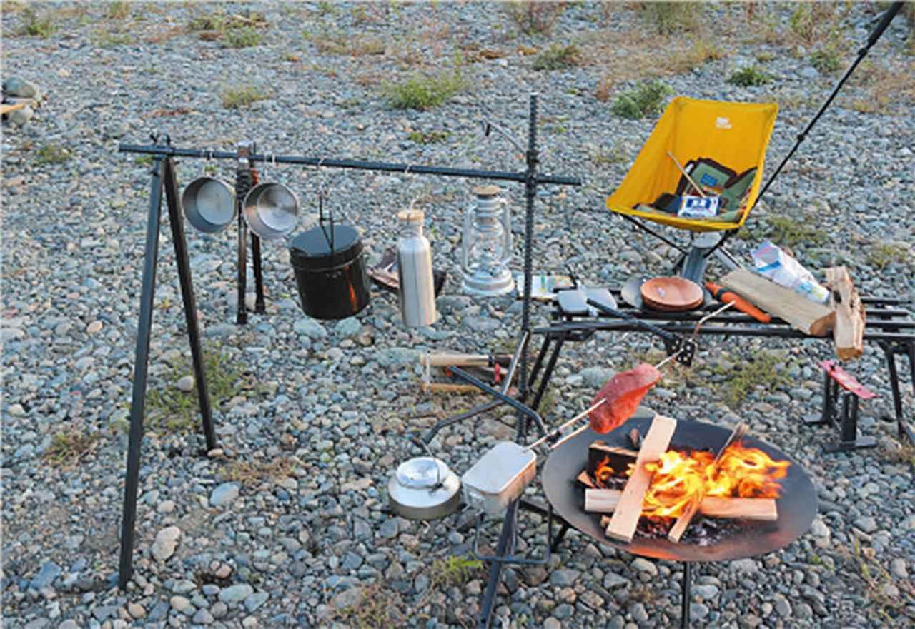 画像: 「焚き火をもっと楽しむには、どうしたらいい?」