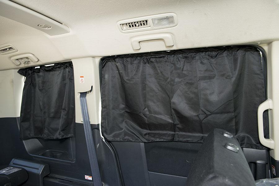 画像: 【車中泊避難の基本】ストレスを減らす車中泊の寝方。ポイントは「水平」と「目隠し」 - アウトドア情報メディア「SOTOBIRA」