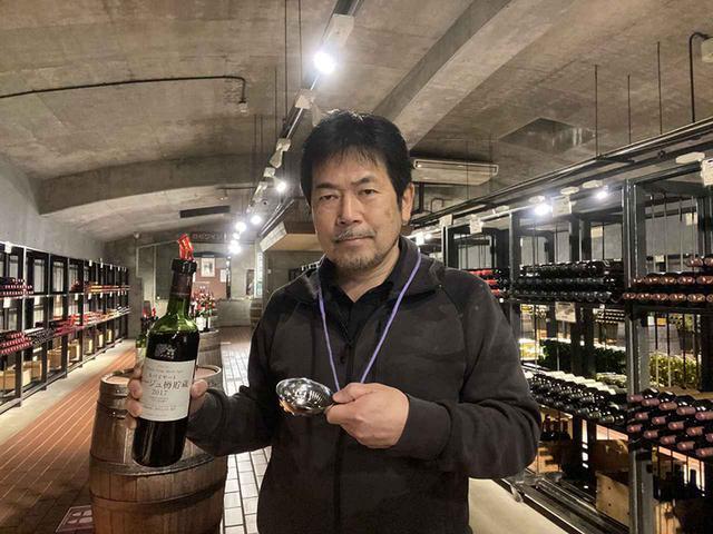 画像2: ④約200銘柄のワインを試飲できる「ワインカーヴ」で、気分はクルマ旅ソムリエ!