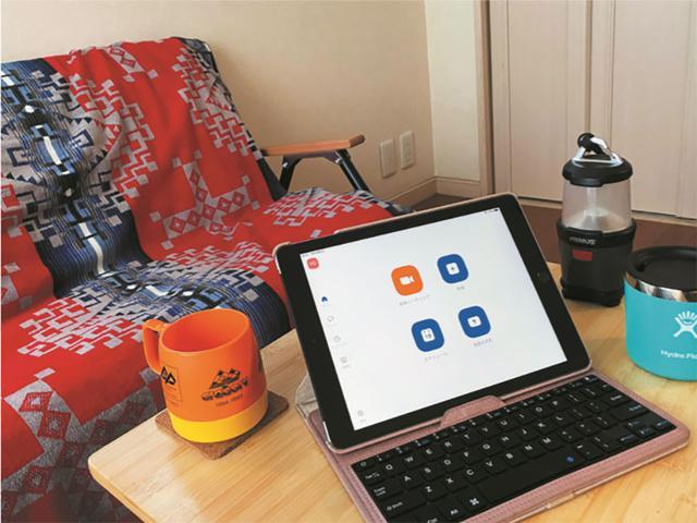 画像: ⑤オンラインサービスでキャンプ仲間と交流