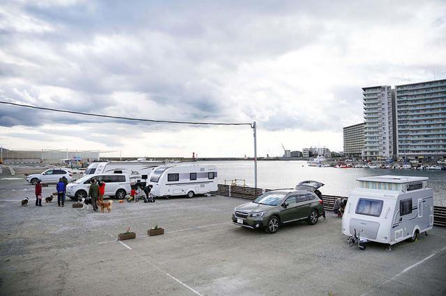 画像1: 雄大な海の景色と、BBQ、ドッグラン、ドローンパークが楽しめる!