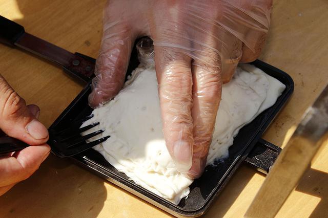 画像3: ポテトサラダパイ
