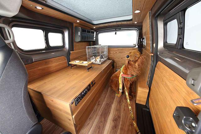 画像1: ペットといっしょに安心、快適な車中泊旅へ!