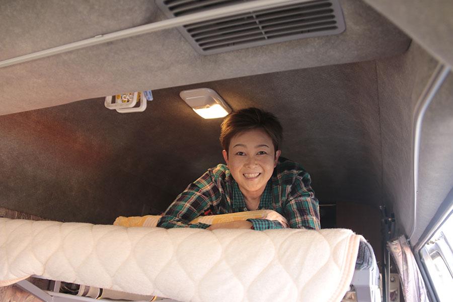 画像2: 昇降式&ソファの二段ベッド
