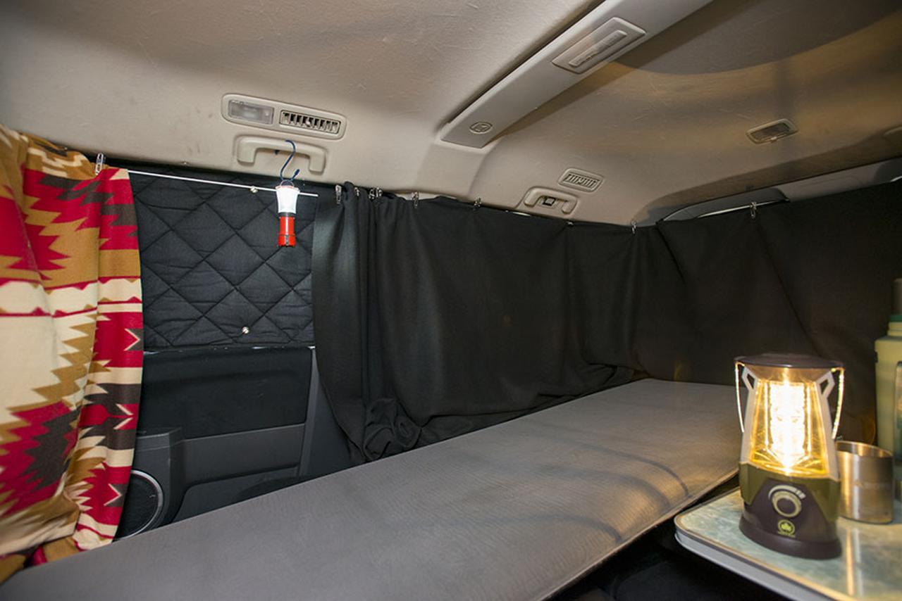 画像: 車中泊マット&エアベッドおすすめ13点! 冬の車中泊で快眠しよう! - アウトドア情報メディア「SOTOBIRA」
